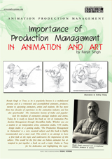 Importance of Production Management in Animation And Art